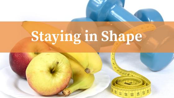 stay in shape AMA fitness