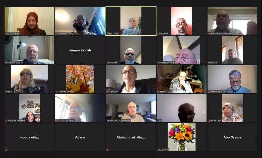 seniors virtual program