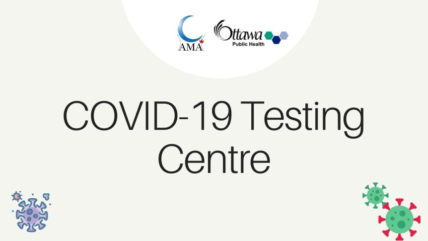 COVID - 19 Testing Centre with OPH